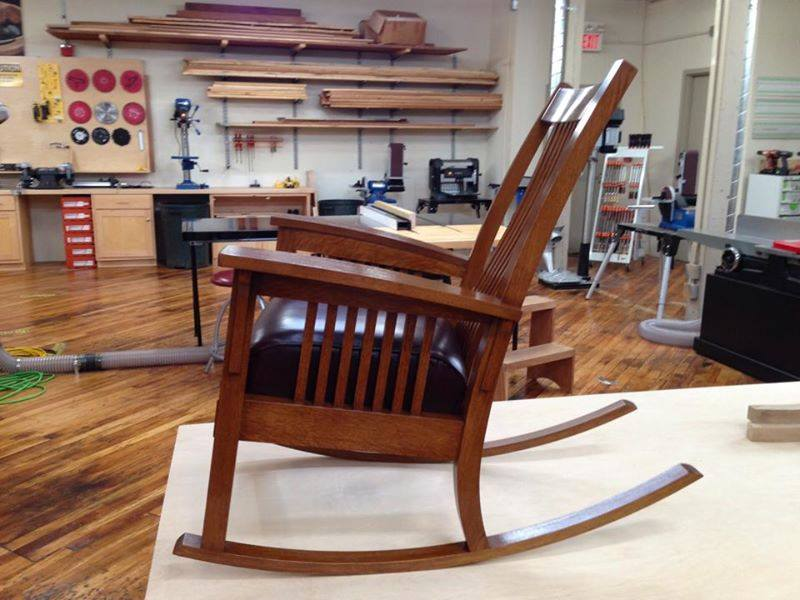 Wooden Rocking Chair Plans