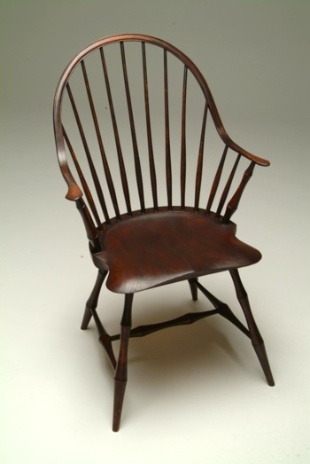 The Continuous Arm Chair by Peter Galbert. Building a Windsor Chair from Green Wood   Tommy Mac