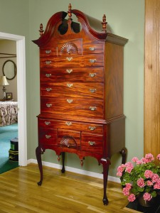 The High Chest of Drawers, by Glen Huey